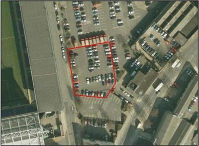 Map Of Ipswich Town Centre Car Parks