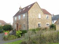 Detached home in Hemyock, Cullompton...