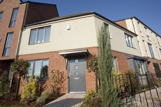 The Lyng 3 bedroom house