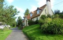 Detached house in Parracombe, Barnstaple...