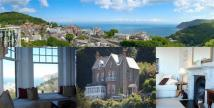 8 bed Detached house in Lynton, Lynton, Devon...