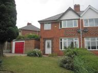 3 bed semi detached house in Enfield Road...