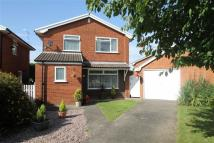 Detached property in Blackthorn Close...