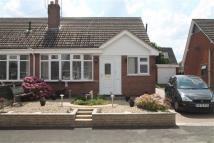 Congleton Road Semi-Detached Bungalow for sale