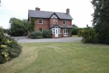 Detached home in Rosemary Lane, Burton
