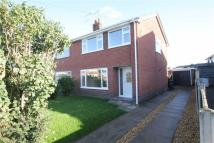 3 bed semi detached home in Parkfield Road, Broughton