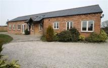 3 bed Barn Conversion to rent in Hugmore Lane, Llan Y Pwll