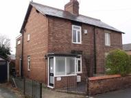 2 bedroom semi detached home for sale in Chapel Lane, Rossett