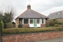 Detached Bungalow in Seahill Road, Saughall