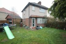 3 bed semi detached house in Mainwaring Drive...