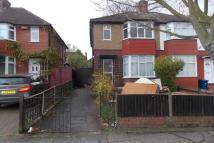 semi detached property to rent in Colin Park Road, London...