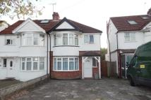 semi detached home to rent in WOOLMEAD AVENUE, London...