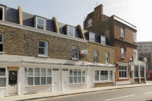 Terraced house in Weymouth Terrace...