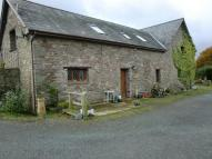 Cottage to rent in Builth Wells, Erwood