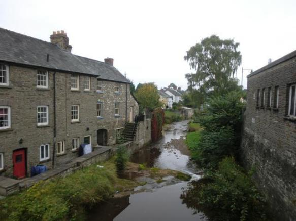 Talgarth has pubs, cafes,shops and buses