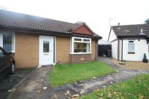 Boddington Crescent Semi-Detached Bungalow for sale