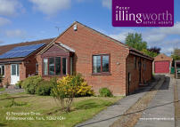3 bedroom Detached Bungalow for sale in Feversham Drive...