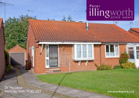 2 bedroom Semi-Detached Bungalow for sale in The Limes, Helmsley...