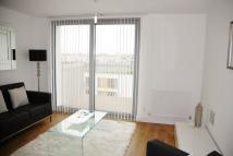 Flat in Bramwell Way, Docklands...