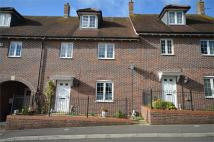 Terraced house for sale in The Gavel...