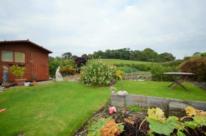 Rear Garden and Beyo