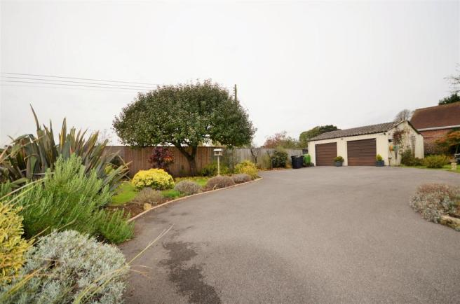 Drive and Garages