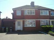 3 bed semi detached property in Beverley Drive, Edgware...