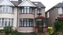 4 bedroom semi detached home in Lodge Avenue, Kenton...