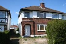 Preston Hill semi detached house to rent