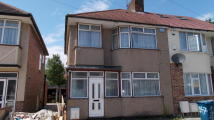 semi detached house for sale in Malvern Gardens, Kenton...