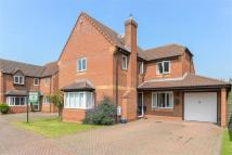 4 bedroom Detached house for sale in Dickerson Close...