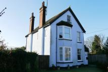 Detached home in Sible Hedingham...
