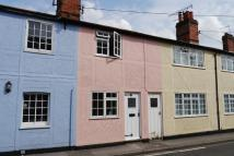 Terraced home in Castle Hedingham...