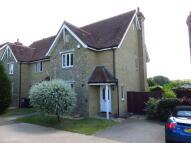3 bedroom semi detached house to rent in Birling, Kent