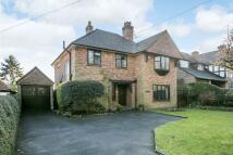 Detached house in Weald Road, Sevenoaks...