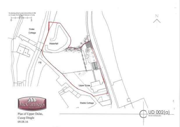 Plan Of Upper Dulas