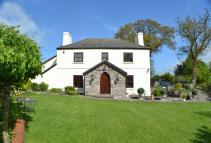 Detached house for sale in Cathedine, Brecon, Powys