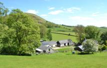 6 bed Equestrian Facility home for sale in Llandeilo Graban...