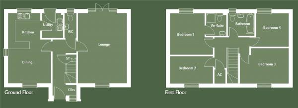 Llangoed Floorplan