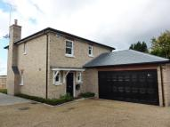 Detached property to rent in Aldenham