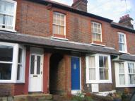 Terraced house to rent in Radlett
