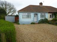 2 bed Semi-Detached Bungalow in Furze Road...