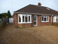 2 bed Semi-Detached Bungalow for sale in Thompson Road...