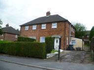 2 bedroom semi detached property for sale in Hazel Road, Chesterton...