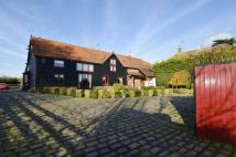 Detached home for sale in Foxhollows Farm, Shenley...