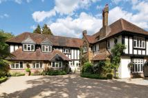 6 bed Detached house in Radlett, Herts
