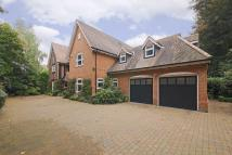 Detached property in Heath House, Radlett...