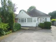 Detached Bungalow in Bricket Wood...