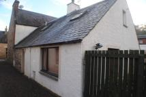 Cottage in Hill Street,  Dingwall...