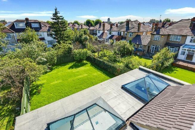 View Over Garden